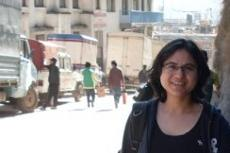 Master's in Communication alum Bandita Parajuli